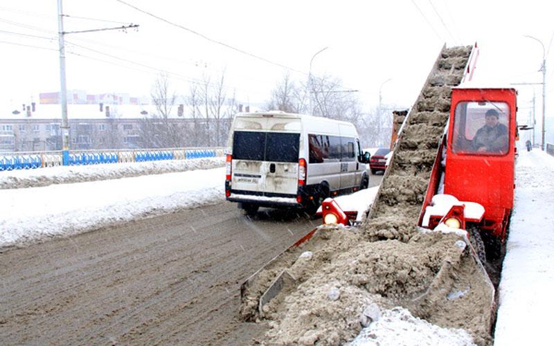 Брянская область 15 марта вновь превратится в большой сугроб