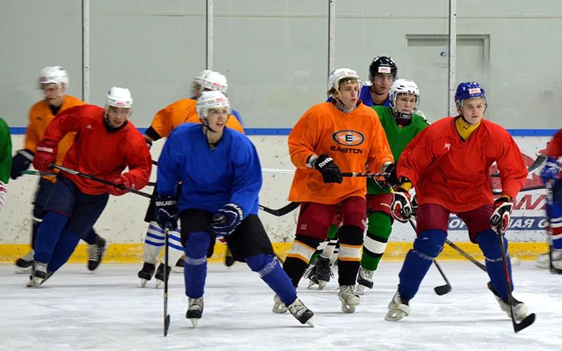 Хоккейный «Брянск» позвал амбициозных игроков в молодежную команду