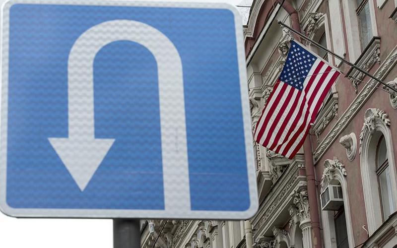 Посольство США вСанкт-Петербурге могут закрыть