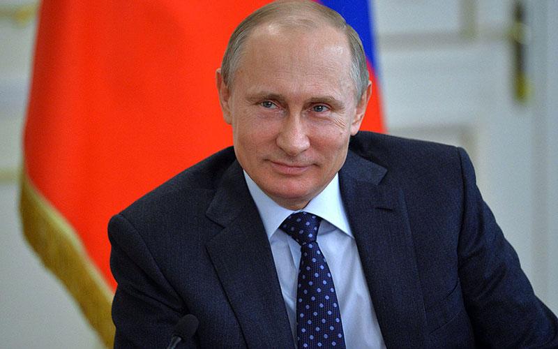 Брянщина выбрала Путина