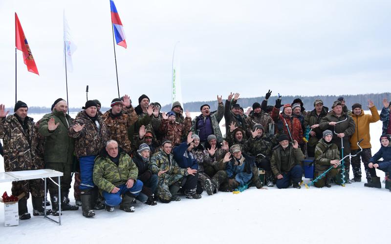 Победителями Кубка Брянской области по рыбной ловле стали орловчане