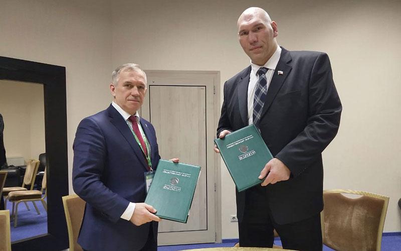 Богомаз иВалуев подписали «экологическое» соглашение