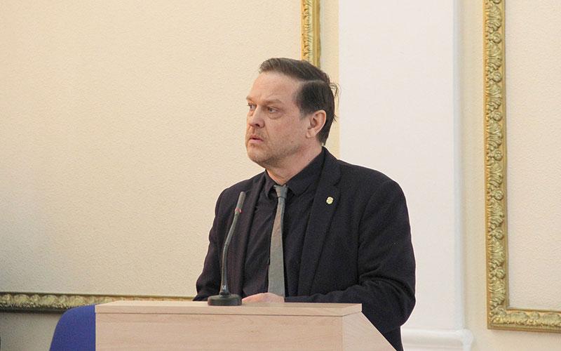 Главным архитектором Брянской области стал Юрий Сорокин