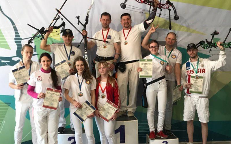 Брянский лучник выиграл открытый чемпионат Смоленской области