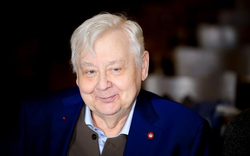Актер Олег Табаков скончался ввозрасте 82 лет