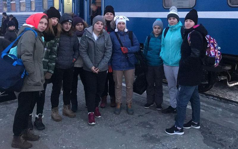 Попавшие вДТП под Липецком брянские футболистки благополучно вернулись домой