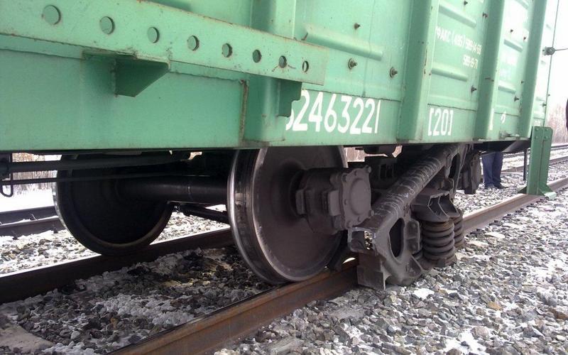 Настанции Орджоникидзеград троица воров «потрошила» вагоны