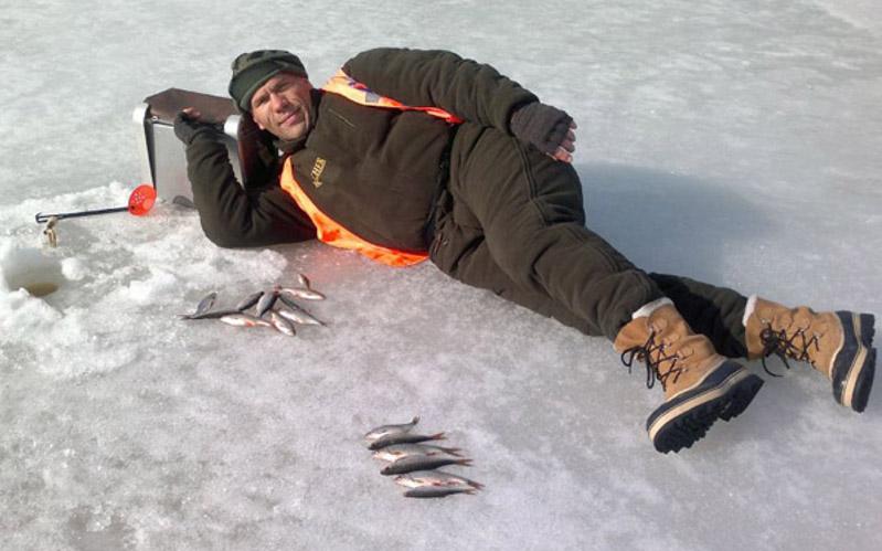 Валуев опять вызвал брянских рыбаков напоединок