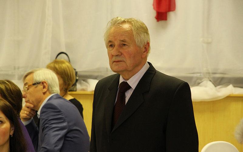 Почетный гражданин Брянска Анатолий Вохрушенков отметил 80-летие