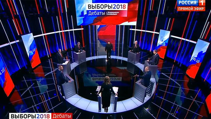 Глава ВЦИОМа рассказал оходе предвыборной кампании