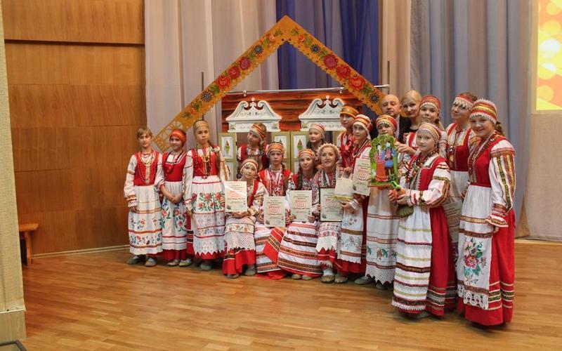 Коллектив «Зарянка» представит Брянск в финале Всероссийского хорового фестиваля