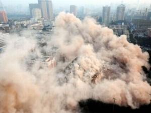 Срочно: в Магнитогорске в котлован обрушилось здание