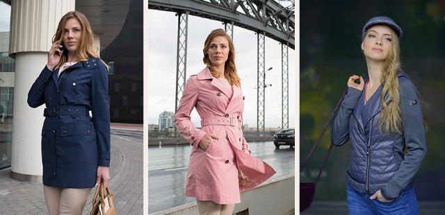 Весенние куртки от известного бренда