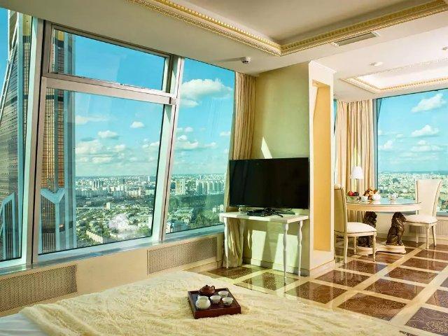Лучшие отели в Москва-сити