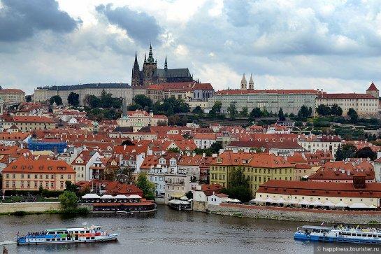 Что нас так манит в Праге?