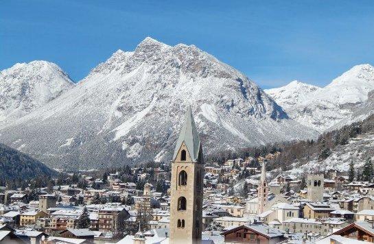 Заказывайте туры в горы Италии