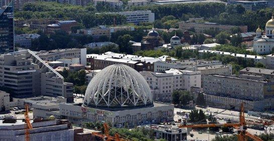 Как доехать в цирк Екатеринбурга