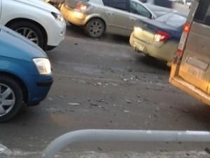 Пробки в Челябинске создал кортеж полпреда президента