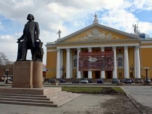 Власти Челябинска отказались переименовать площадь в центре города