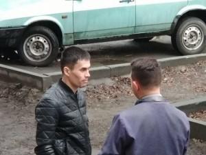 Сотрудники штаба Навального забаррикадировались в Челябинске
