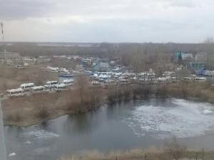 Забастовка маршрутных такси в Челябинске?