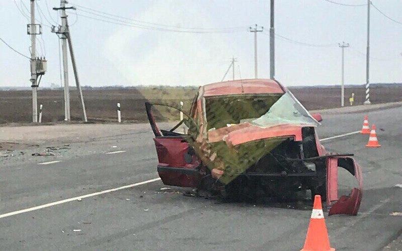 Две машины не поделили дорогу под Брянском — есть пострадавшие