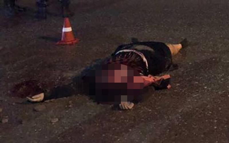В дагестане ревнивый мужчина убил булыжником свою невесту на оживленной трассе