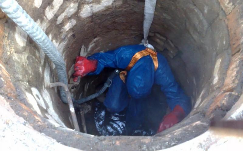 В Курской области в колодце нашли труп брянца