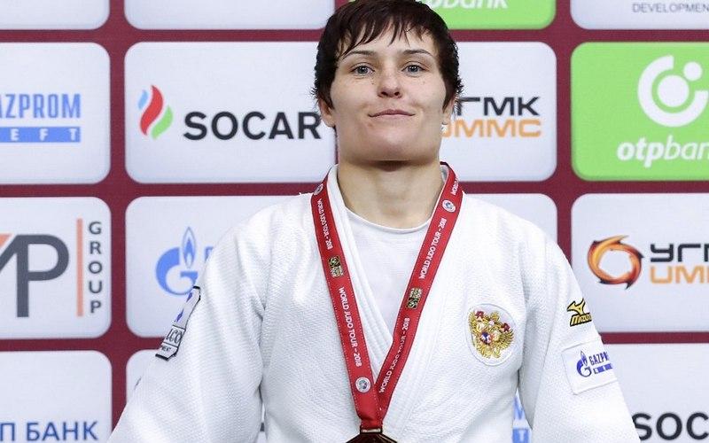 Брянская дзюдоистка Кузютина выиграла чемпионат Европы