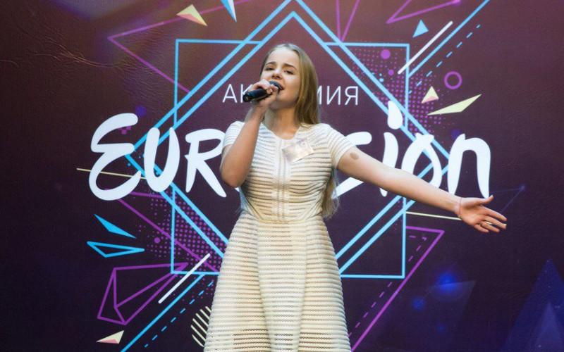Брянская солистка вышла в финал отборочного тура «Детского Евровидения-2018»