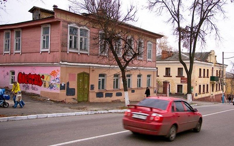 В Брянске задумали возродить уничтоженный литературный музей