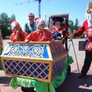 Парад колясок проведут на Кургане Бессмертия 3 июня