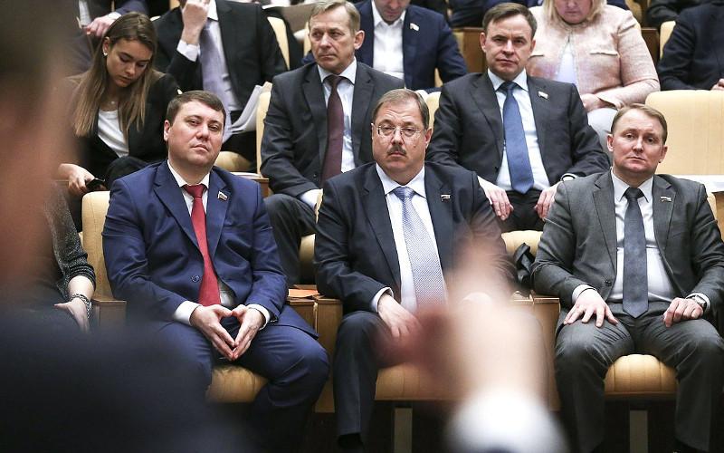 Депутат Госдумы Борис Пайкин принял участие в обсуждении мер поддержки предпринимательства