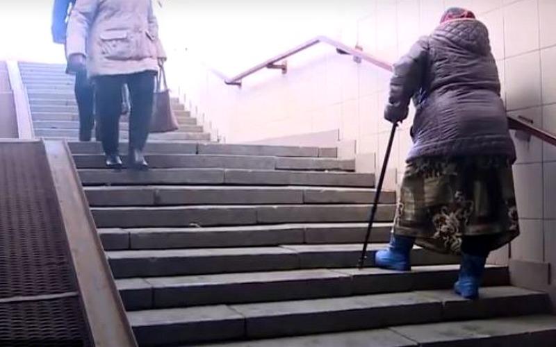 Убитым подземным переходам Брянска пообещали только косметический ремонт