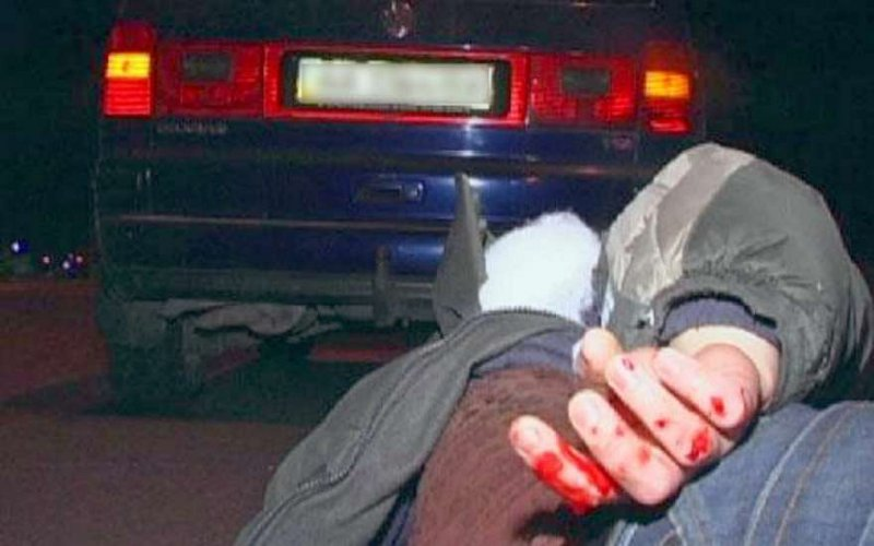 Трое жителей Брянска пострадали, переходя дорогу