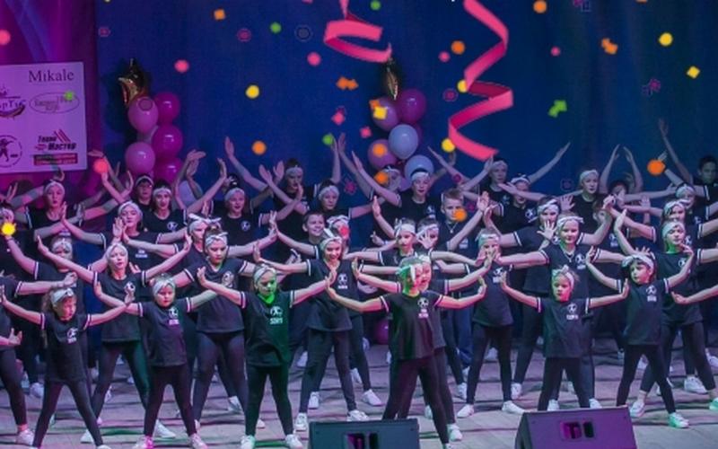 Танцоры Broken Parquet подготовили отчетный концерт