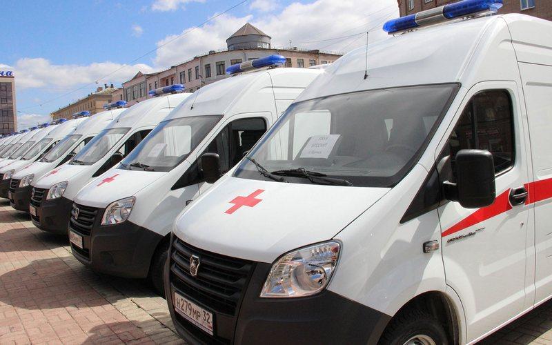 Для брянских больниц купили еще 16 скорых