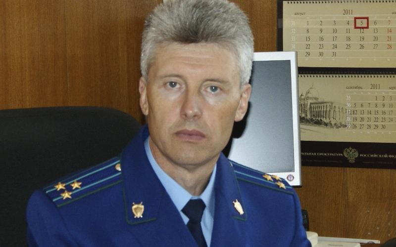 Первый зампрокурора Брянщины отправится вСельцо