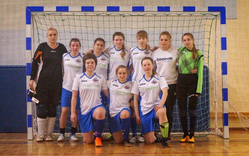 Брянский «Триумф» завершил женское первенство по мини-футболу на минорной ноте