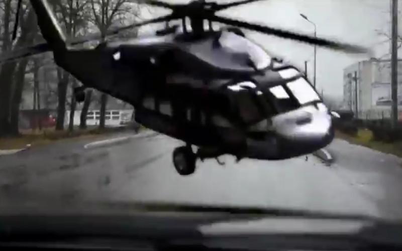 Прорыв плотины в Белых Берегах и падение вертолета: День смеха по-брянски