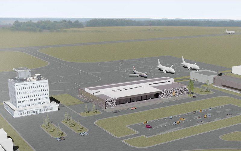 Чиновники рассказали, как преобразится аэропорт «Брянск»