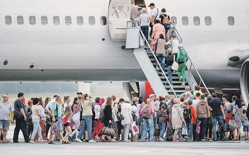 Пассажирам оплатят перелеты вслучае проблем авиакомпаний
