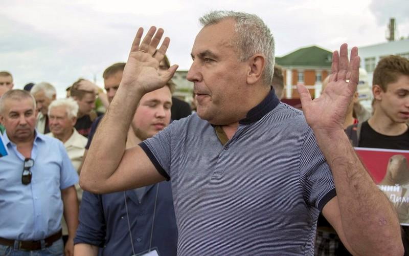 Бизнесмен Коломейцев вернулся в Брянск и оказался в полиции