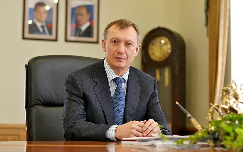 Николай Денин вышел на свободу