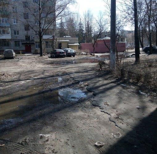 В Бежицком районе Брянска старики падают, получают травмы и плачут