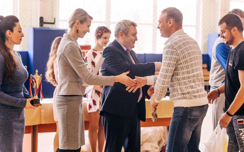 В Брянске торжественно наградили лучшие дворовые футбольные команды