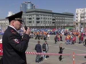 Маршруты движения общественного транспорта определены, полиция к майским праздникам готова