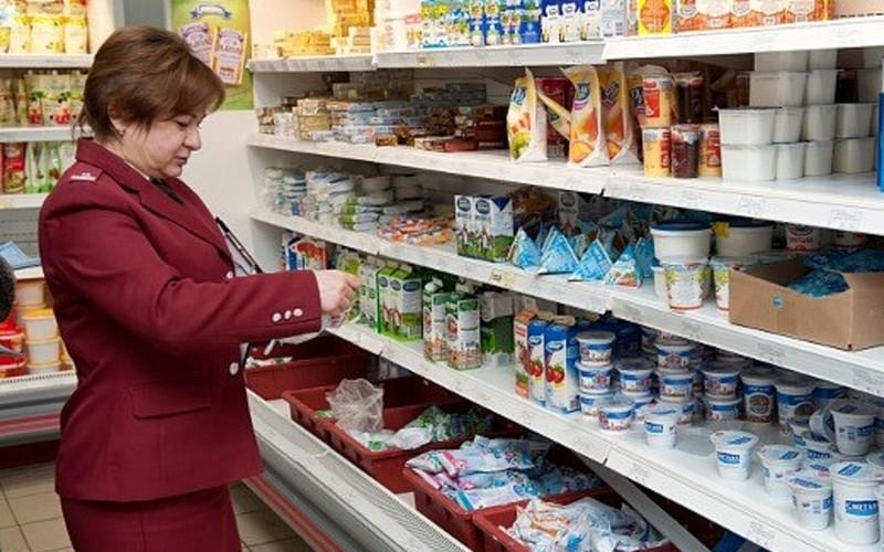 Опубликован список некачественных продуктов сбрянских прилавков