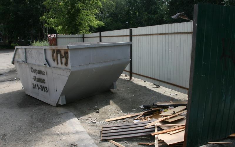За горы мусора в Брянске фирме «Сервис Плюс» грозит лишение лицензии