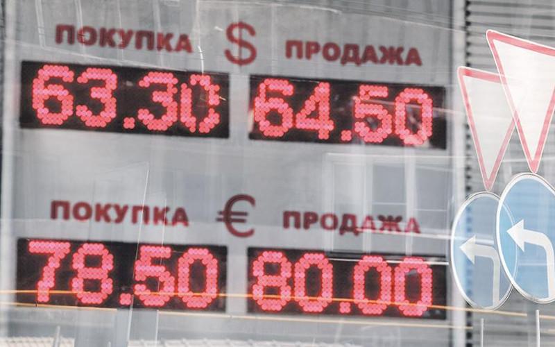 Аналитики: из-за ослабления рубля ускорения инфляции не предвидится